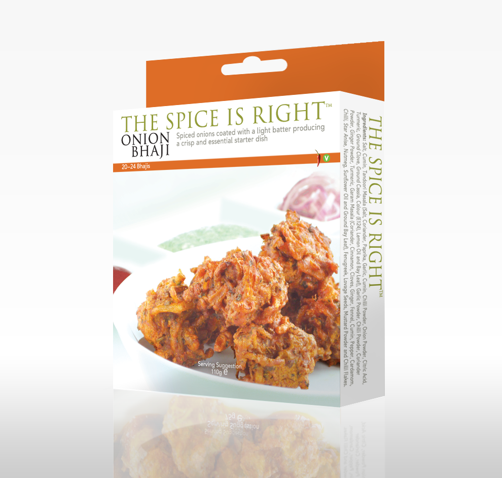 Onion Bhaji – Curry Spice Kits & Sundries
